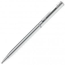 SLIM SILVER, ручка шариковая, хром, металл