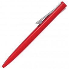 SAMURAI, ручка шариковая, красный/серый, металл, пластик