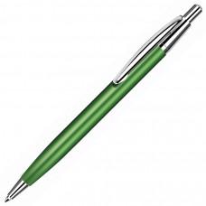 EPSILON, ручка шариковая, зеленый/хром, металл