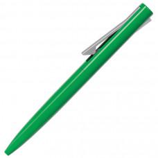 SAMURAI, ручка шариковая,  зеленый/серый, металл, пластик