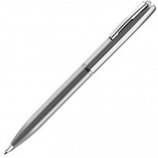 CLICKER, ручка шариковая, хром, металл