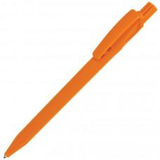 TWIN, ручка шариковая, оранжевый, пластик