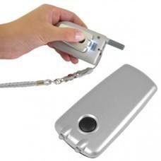 Подсветка для мобильного телефона на липучке; 5,5х3 см; пластик; тампопечать