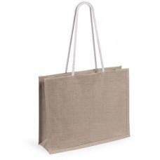 """Пляжная сумка """"Hint"""", джут, размер 44,5*35*14 см.,натуральный беж"""