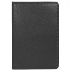 """Бумажник водителя """"Модена"""",  черный, 10*14 см,  кожа, подарочная упаковка"""