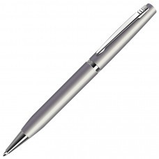 ELITE, ручка шариковая, серый/хром, металл