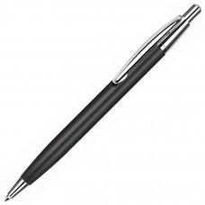 EPSILON, ручка шариковая, черный/хром, металл