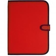 """Папка для документов """"Campus"""", красный, полиестер  600D,  24х32.5 см"""