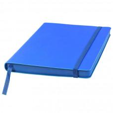 Ежедневник недатированный Shady, А5,  синий ройал, кремовый блок, темно-синий обрез
