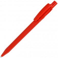 TWIN, ручка шариковая, красный, пластик