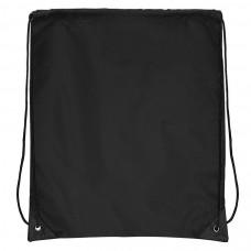 """Рюкзак """"Promo""""; черный; 33х38,5х1см; полиэстер; шелкография"""