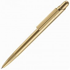 MIR, ручка шариковая, золотистый, пластик