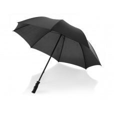 """Зонт-тростьZeke30"""",черный"""