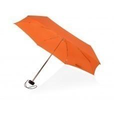 """Зонт складной """"Stella"""", механический 18"""", оранжевый"""