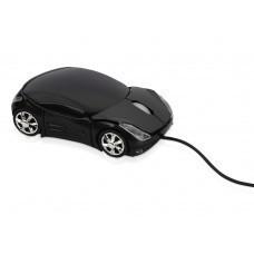 Мышь оптическая «Спорткар», черный