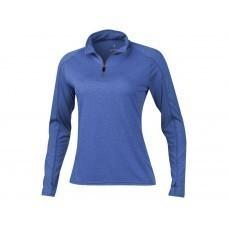 "Куртка ""Taza"" женская на молнии, синий"