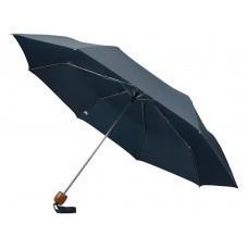 """Зонт складной """"Oliviero"""", механический 21,5"""", синий"""