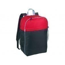 """Рюкзак """"Popin Top Color"""" для ноутбука 15,6"""", черный/красный"""