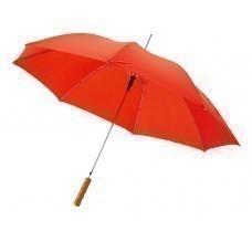 """Зонт трость """"Scenic"""", полуавтомат 23"""", красный"""