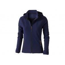 """Куртка софтшел """"Langley"""" женская, темно-синий"""