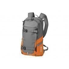 """Рюкзак """"Revelstoke"""" для зимних видов спорта, серый/оранжевый"""