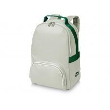 """Рюкзак """"York"""", серый/зеленый"""