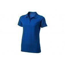 """Рубашка поло """"Seller"""" женская, синий"""