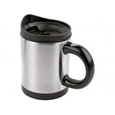 Кружка «Капучино» на 350 мл: взбивает кофейную пену, размешивает сахар, молоко и сливки