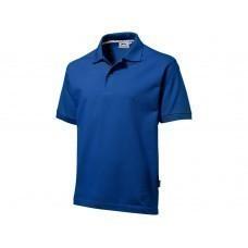 """Рубашка поло """"Forehand"""" мужская, классический синий"""