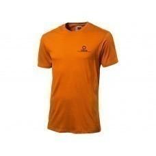 "Футболка ""Super club"" мужская, оранжевый"