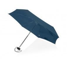 """Зонт складной """"Stella"""", механический 18"""", темно-синий"""