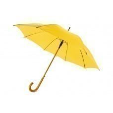 """Зонт-трость """"Радуга"""", желтый"""