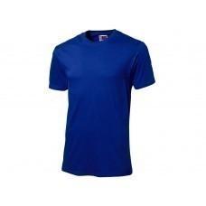 """Футболка """"Super club"""" мужская, классический синий"""