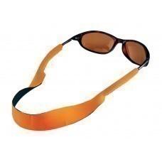 """Шнурок для солнцезащитных очков """"Tropics"""", оранжевый/черный"""