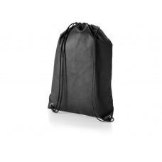 """Рюкзак-мешок """"Evergreen"""", черный"""