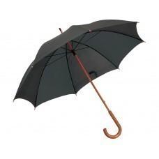 """Зонт-трость Jova 23"""" классический, черный"""