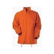 """Ветровка """"Miami"""" детская с чехлом, оранжевый"""