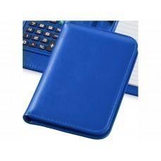 """Блокнот А6 """"Smarti"""" с калькулятором, ярко-синий"""