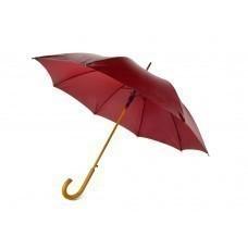 """Зонт-трость """"Радуга"""", бордовый"""