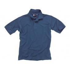 """Рубашка поло """"Boston"""" мужская, синий"""