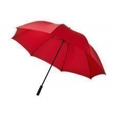 """Зонт трость для гольфа, механический 30"""", красный"""