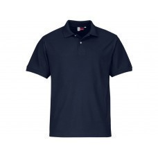"""Рубашка поло """"Boston"""" мужская, темно-синий"""