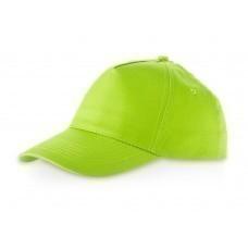"""Бейсболка """"Memphis C"""" 5-ти панельная, зеленое яблоко"""