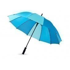 """Зонт трость """"Trias"""", полуавтомат 23,5"""", синий"""