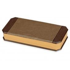 Футляр для 1 ручки или набора «Орион», коричневый