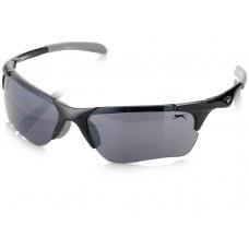 """Солнечные очки """"Plymouth"""" с набором линз в твердом чехле, черный"""
