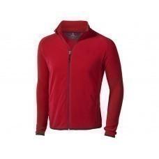 """Куртка флисовая """"Brossard"""" мужская, красный"""