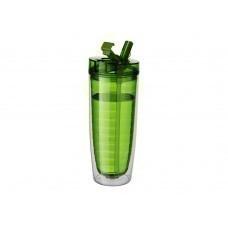 """Бутылка """"Sippe"""", зеленый прозрачный"""