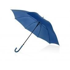Зонт-трость полуавтоматический с пластиковой ручкой