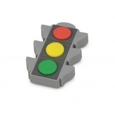 Флеш-карта USB 2.0 на 4 Гб в форме светофора